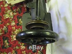 Singer 29k71 Industrial Cylinder Arm Sewing Machine Leather Patcher Cobbler