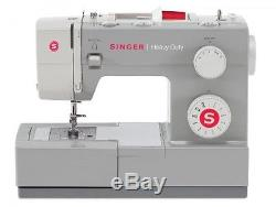 SINGER 4411 Heavy Duty Sewing Machine with Metal Frame, New, Free Shipping