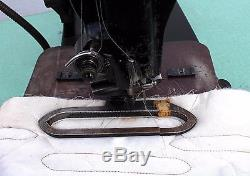 SINGER 68-69 Class Label Handle Tag Tacker Heavy Duty Industrial Sewing Machine