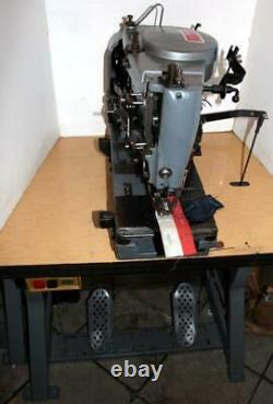 SINGER Buttonhole industrial Sewing Machine