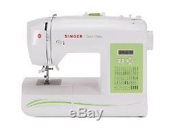 SINGER Heavy Duty Sewing Machine 60 Stitch Auto Thread Sew Embroidery Industrial