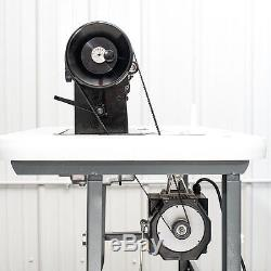 Sailrite Fabricator Industrial Straight Stitch Sewing Machine with Table & Servo