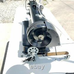 Sailrite Fabricator Walking Foot Sewing Machine with Table Lightly Used with Xtras