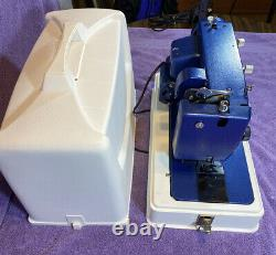 Sailrite Ultrafeed Zigzag Model No. LSZ-1 Portable Sewing Machine & Carry Case
