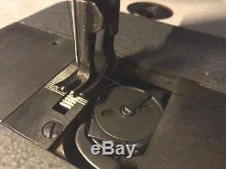 Seiko LSW 8BL Walking Foot Heavy Duty Industrial Sewing Machine