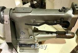 Seiko ORIGINAL DARNER (DARNING) Industrial Sewing Machine For Denim Mending