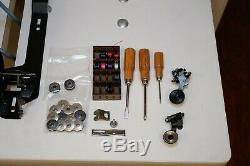 Seiko Te-6 Industrial cylinder arm sewing machine for leather