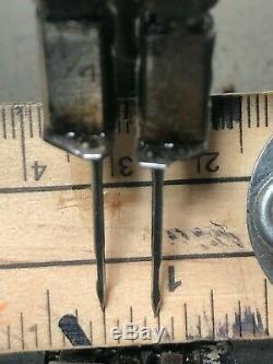 Seiko Twin Needle Stich Walking Foot Industrial Sewing Machine Silent Motor