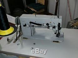 Seiko zig-zag industrial sewing machine
