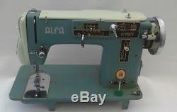 Semi Industrial Alfa Sewing Machine for Heavy Duty Work + Extras