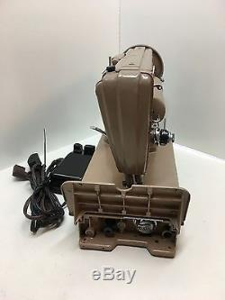 Sew Leather Heavy Duty Industrial Strength Vintage Singer 301 Sewing Machine
