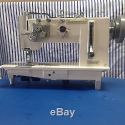 Sew Star CW-267-2A Double needle Walking Foot Industrial Sewing Machine complete