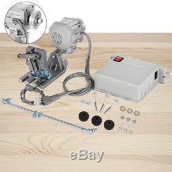 Sewing Machine Brushless Servo Motor 3/4HP 110V Industrial Mounting VR1000