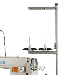 Sewing Machine with Table +Servo Motor +Stand &LED Lamp Quilting Tool 550W