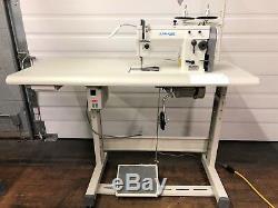 Sewline 20u93 New Auto Oiling Zigzag/straight 110servo Industrial Sewing Machine
