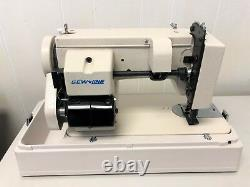 Sewline 7portable Walking Foot Zig Zag +case +extras Industrial Sewing Machine