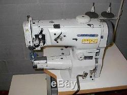 Sewline Sl1341 Cylinder Bed Leather Walk Ft Big Bobbin Industrial Sewing Machine