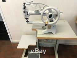 Sewline Sl-29 New Shoe Patcher 110 Volt Servo Industrial Sewing Machine