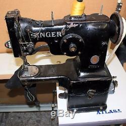 Singer 107w50 ZigZag sewing machine Tag # 4820