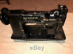 Singer 111W155 walking foot industrial sewing machine