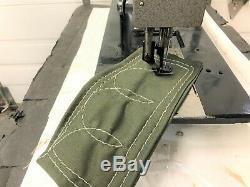 Singer 111w155 Walking Foot Vertical Bobbin Industrial Sewing Machine