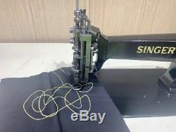 Singer 114w103 Chainstitch & Moss Stitch Embroidery Machine Decorative Head Only