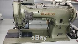 Singer 119W1 Double Needle Hemstitcher Industrial Sewing Machine 110 volt