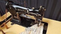 Singer 119W2 Double Needle Hemstitcher Industrial Sewing Machine