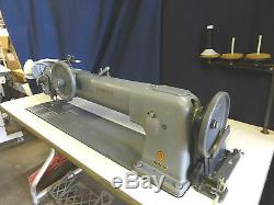 Singer 144 Walking Foot 30 Long Arm Industrial Sewing Machine