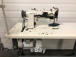 Singer 211a567ab Walking Foot Reverse New 110v Servo Industrial Sewing Machine