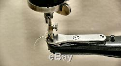 Singer 29-4 industrial Cylinder Arm Sewing Machine / Cobbler / Patcher / Leather