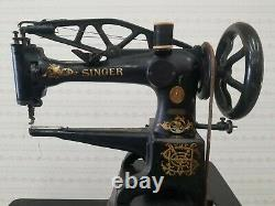 Singer 29 Class 29-4 Sewing Machine Industrial Patcher