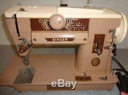 Singer 401A Sewing Machine Made in USA