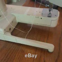 Singer 431 G High End Home Use Model Sewing Machine 1960's 431G Metal Gears MCM