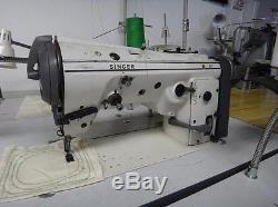 Singer 457 Zig Zag Industrial Sewing Machine