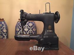 Singer 47W70 industrial darning sewing machine