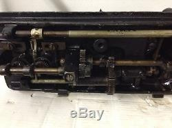 Singer 72w19 Hemstitcher Good Condition Industrial Sewing Machine