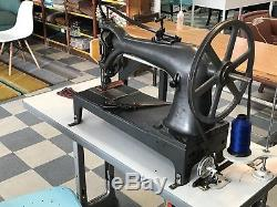 Singer 7-33 Sewing Machine 7 Class Heavy Duty Walking Foot Leather Canvas
