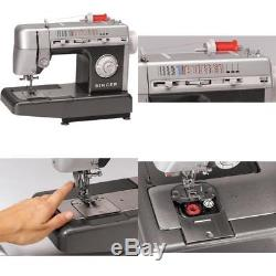 Singer Cg590 Heavy Duty Industrial Commercial Sewing Machine Professional Sewer