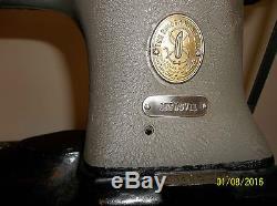Singer Cylinder Arm Walking foot sewing machine model 153