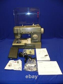 Singer HD-110 Heavy Duty Commercial Speed Electronic Sewing Machine