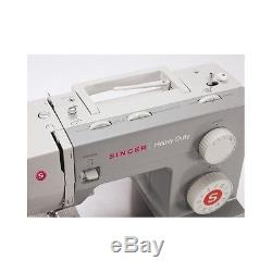 Singer Sewing Machine Heavy Duty 11 Stitch Semi Industrial Portable High Speed