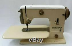 Swiss Bernina Free Arm Multi Stitch Sewing Machine + Extras As on TV Sewing Bee