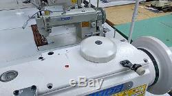 THOR GC1341 Cylinder Arm Walking Foot Sewing Machine
