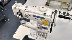 THOR GC-1341 Cylinder Arm Walking Foot Leather and Upholstery Sewing Machine NEW