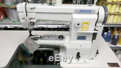 THOR GC-2605 Cylinder Arm Walking Foot BINDING Sewing Machine Leather, Webbing
