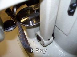 Taurus 600 industrial fur sewing machine with servo motor, new