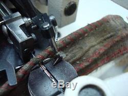 TechSew 402 Industrial Fur & Sheepskin Sewing Machine