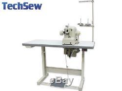 TechSew 602 Heavy Duty Industrial Fur & Sheepskin Sewing Machine