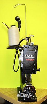 Tippmann Boss Sewing Machine, Very Lightly Used, Perfect Condition, No Problems